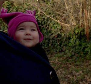 Ludovica a 6 mesi